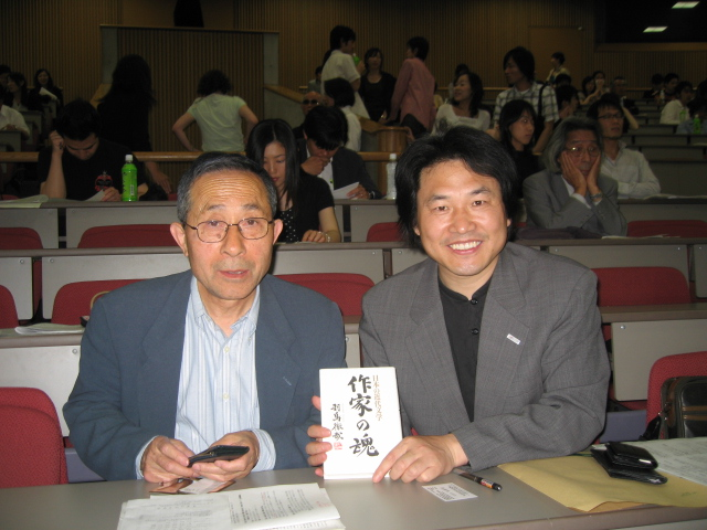 华中师范大学日语系主任、副院长李俄宪教授