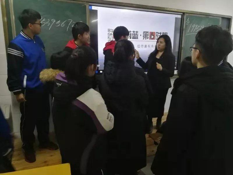 [高考日语进校园]山东、河南我们来了