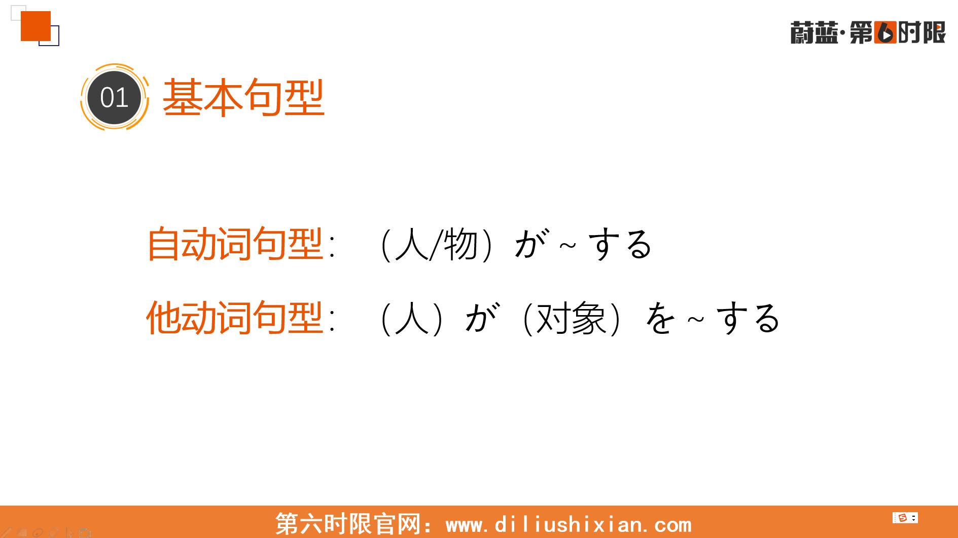第六时限高考日语必考内容公开课完美结束